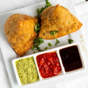 Gateway To India Restaurant | meat samosa