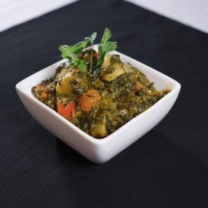Gateway To India Restaurant | saag aloo