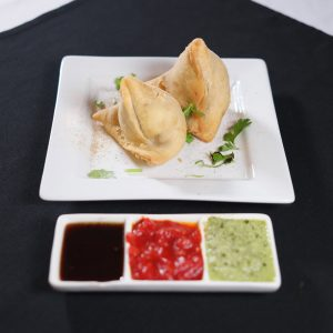 Gateway To India Restaurant | Vegetable Samosa