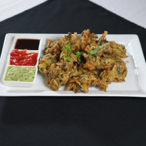Gateway To India Restaurant | Vegetable Pakoras