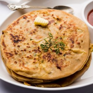 Gateway To India Restaurant |aloo naan