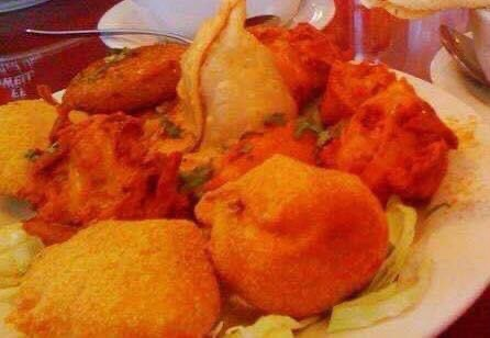 Gateway To India Restaurant | Vegetable Platter